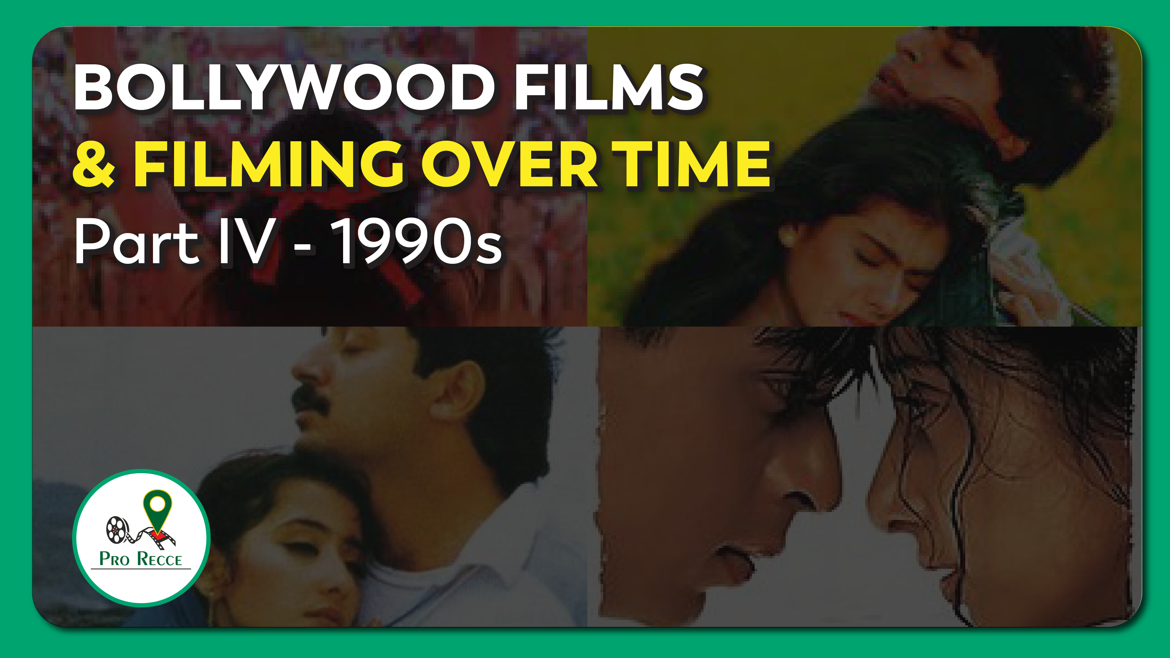 Bollywood Films and Filming Over Time 4.0